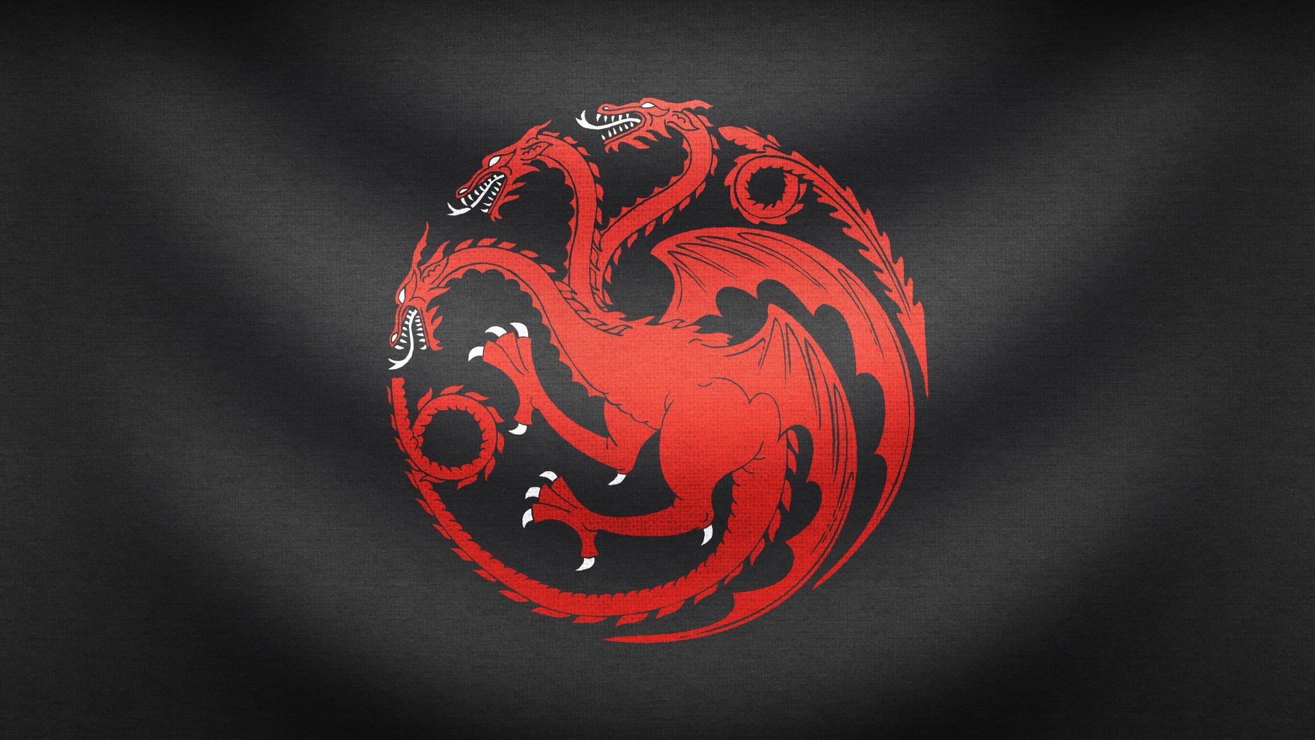 62 Targaryen Sigil Wallpapers on WallpaperPlay 2560x1440