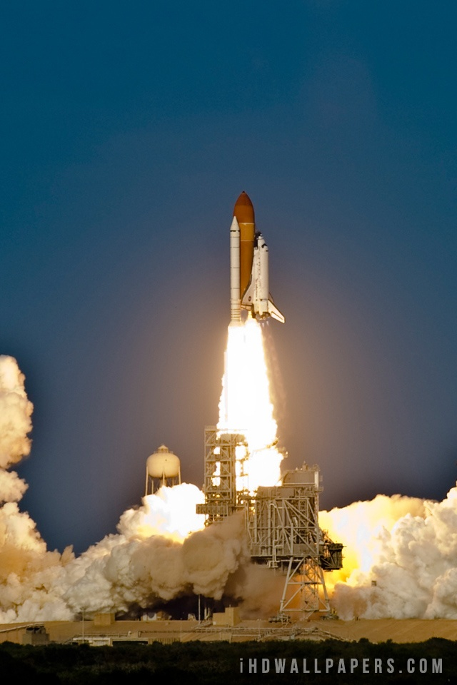 Discovery Space Shuttle HD Wallpaper - iHD Wallpapers