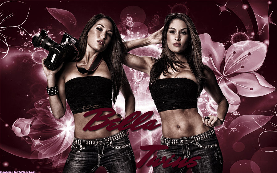 Free Download Bella Twins Wallpaper By Starstruckps On