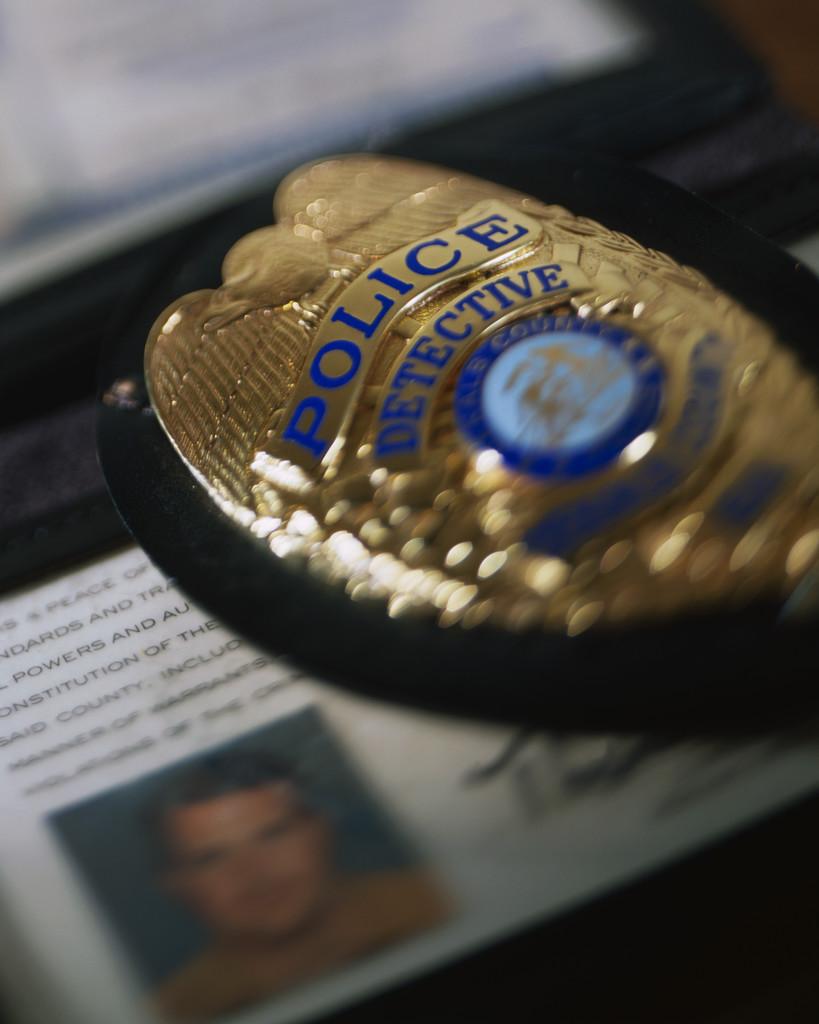 Police Badge Background Police badge 819x1024