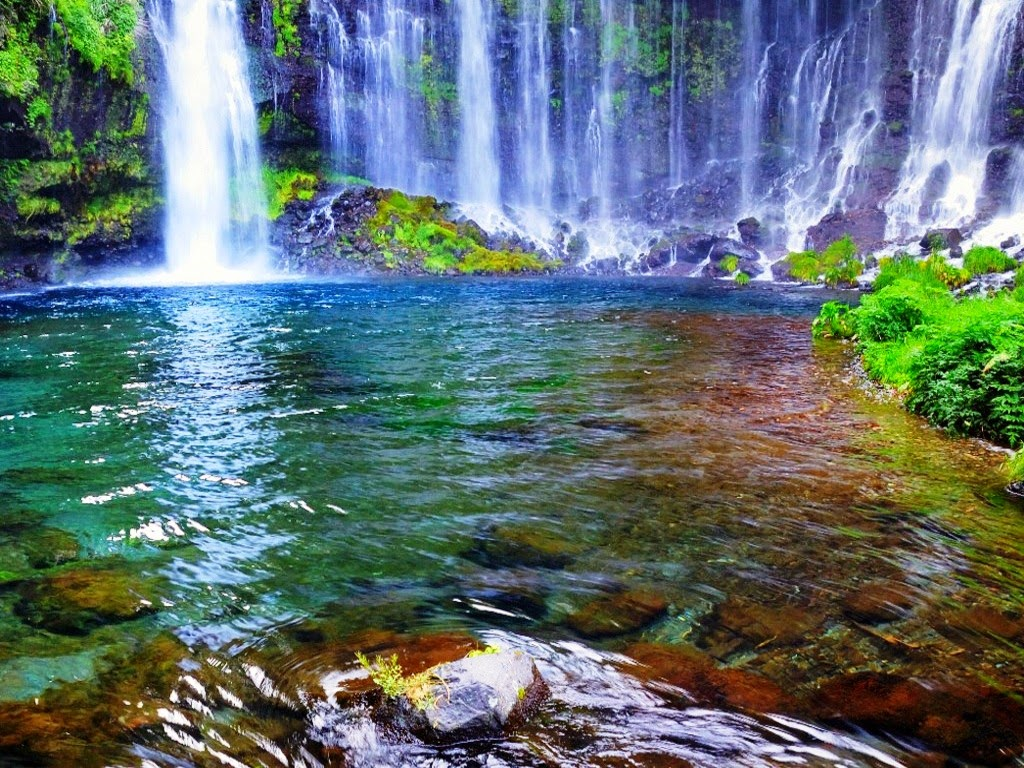 Waterfall Animated Wallpaper Wallpaper Animated 1024x768