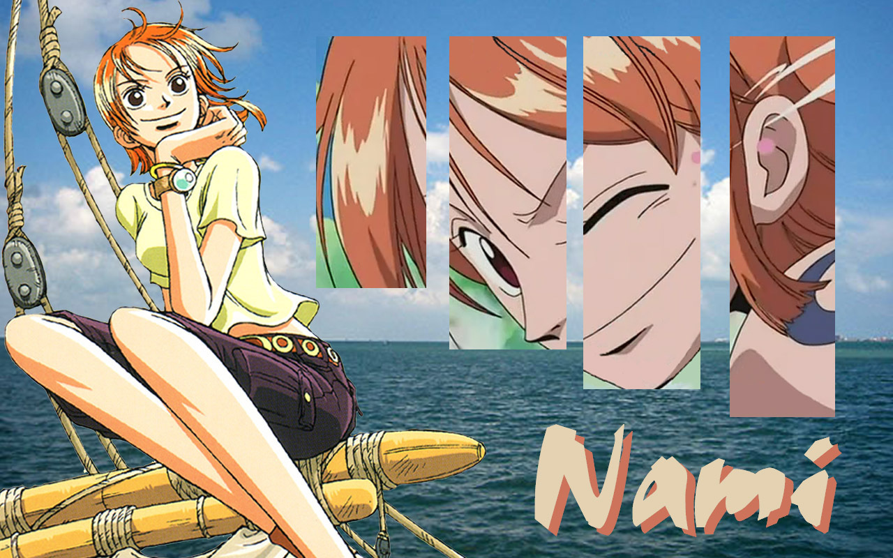 One Piece images Nami HD fond dcran and background photos 7013587 1280x800