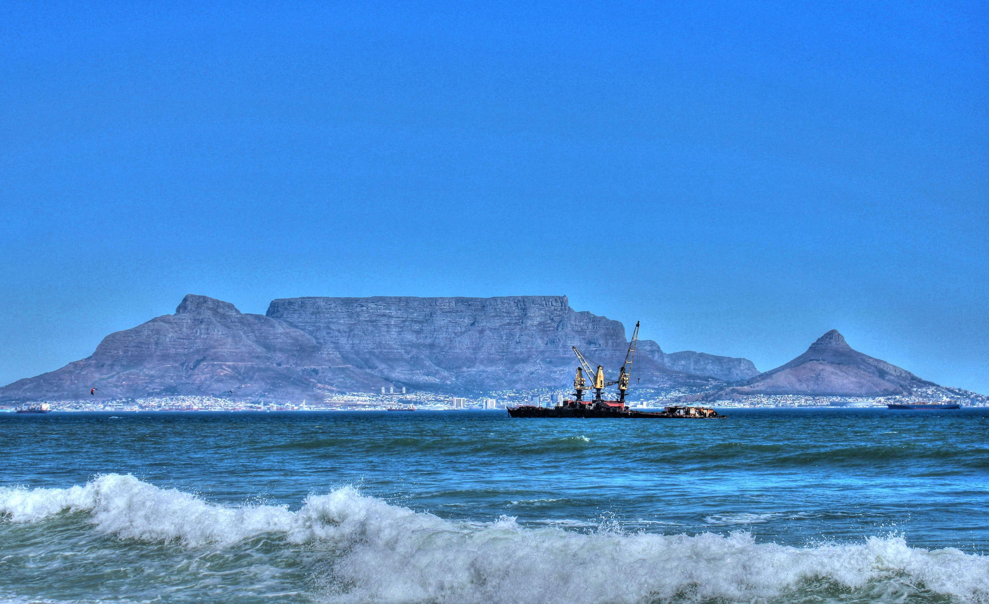 Table Mountain Wallpapers 3470x2120