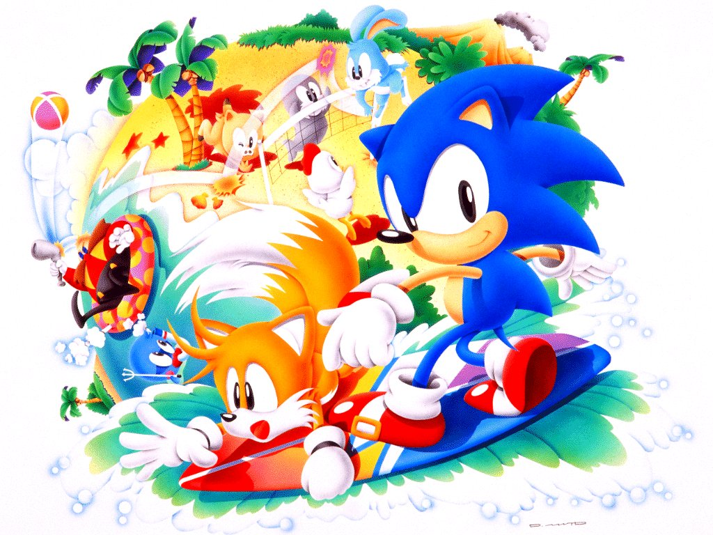 Free Download Truebluenet Sonic Downloads Desktop Wallpaper Sonic