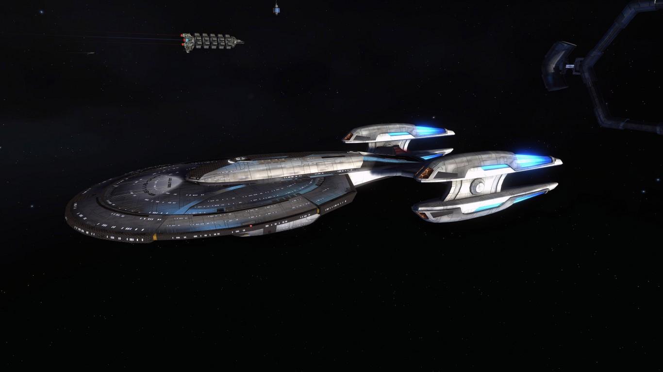 Pics Photos   Star Trek Enterprise Wallpaper High 1366x768