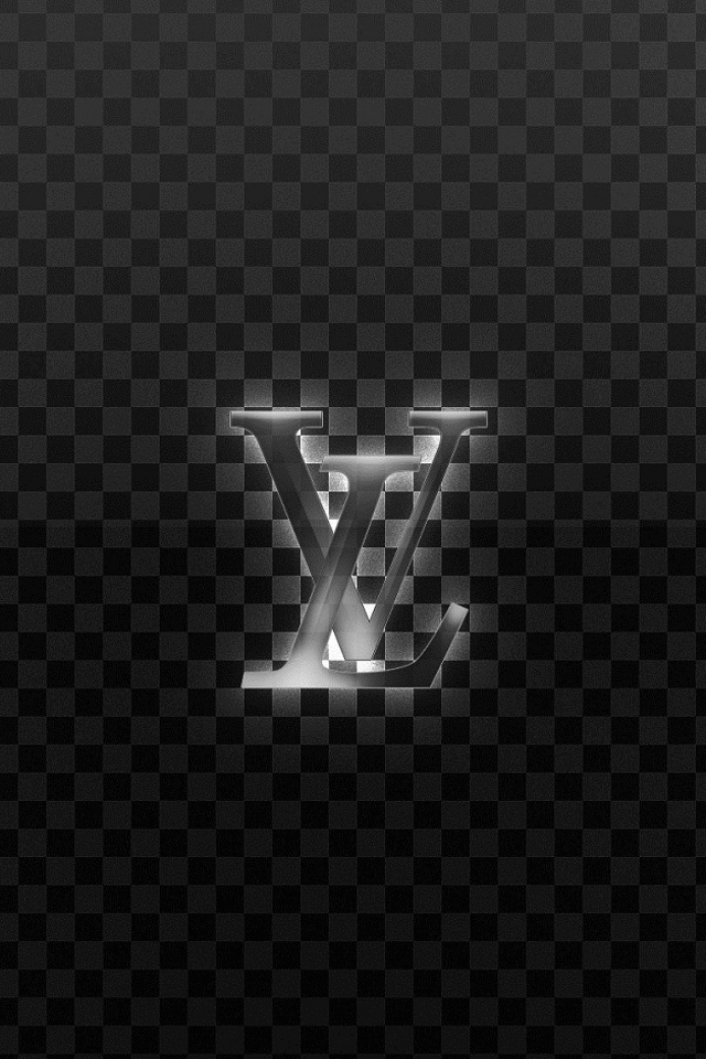 background Louis Vuitton from category logos wallpapers for iPhone 640x960