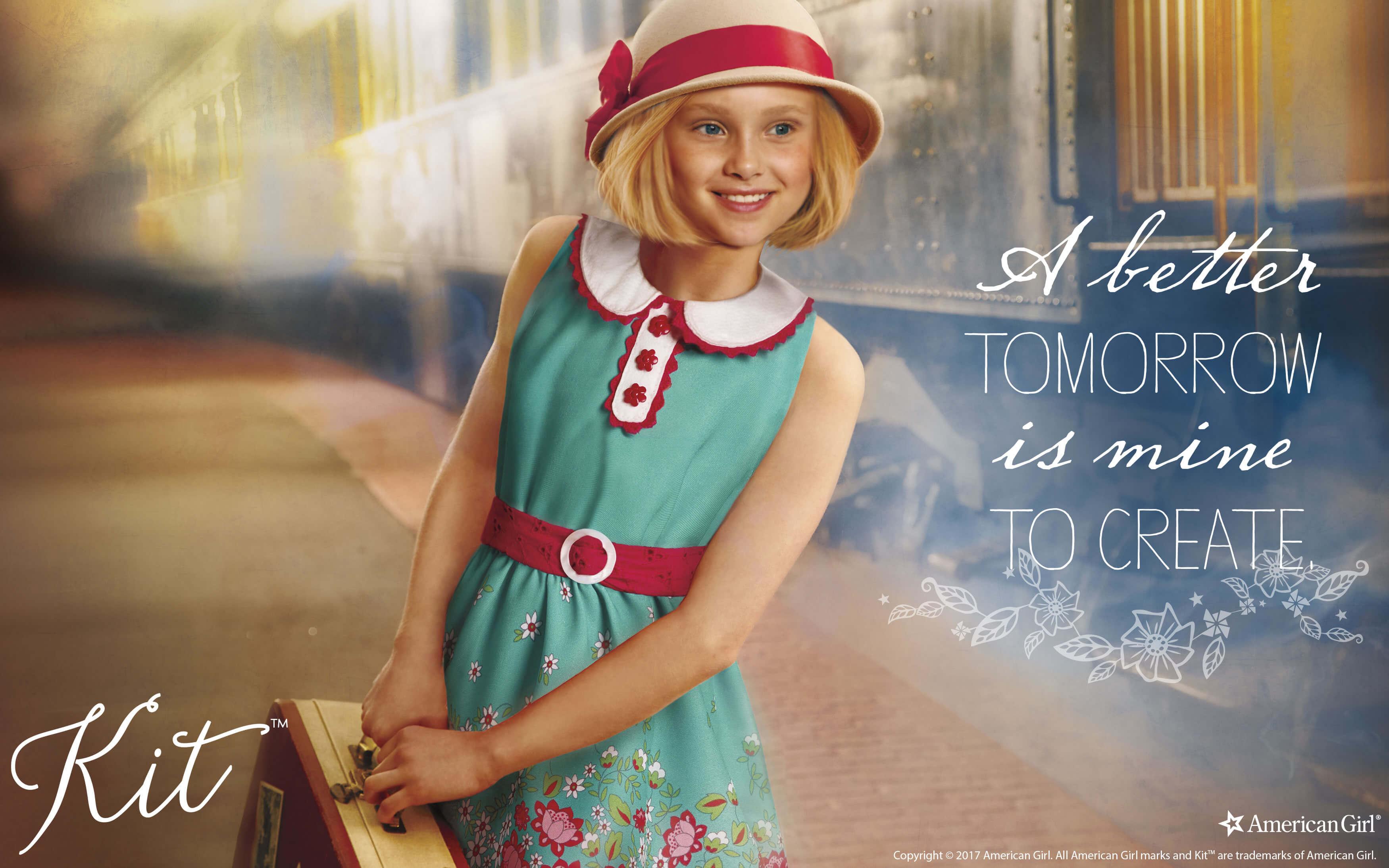 Kit Kittredge 1934 BeForever Play at American Girl 3500x2188