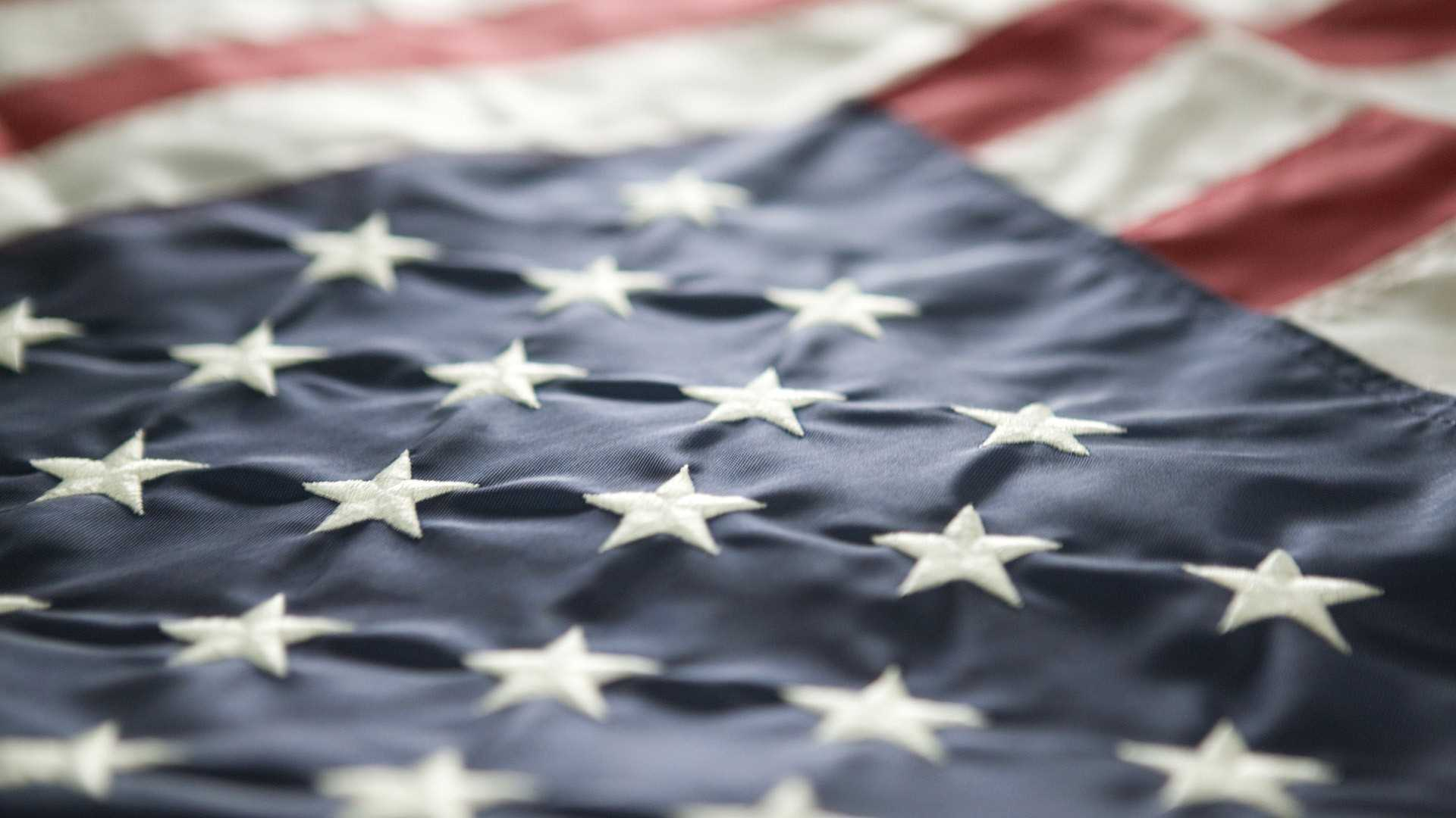 United States Flag Background Wallpapersafari