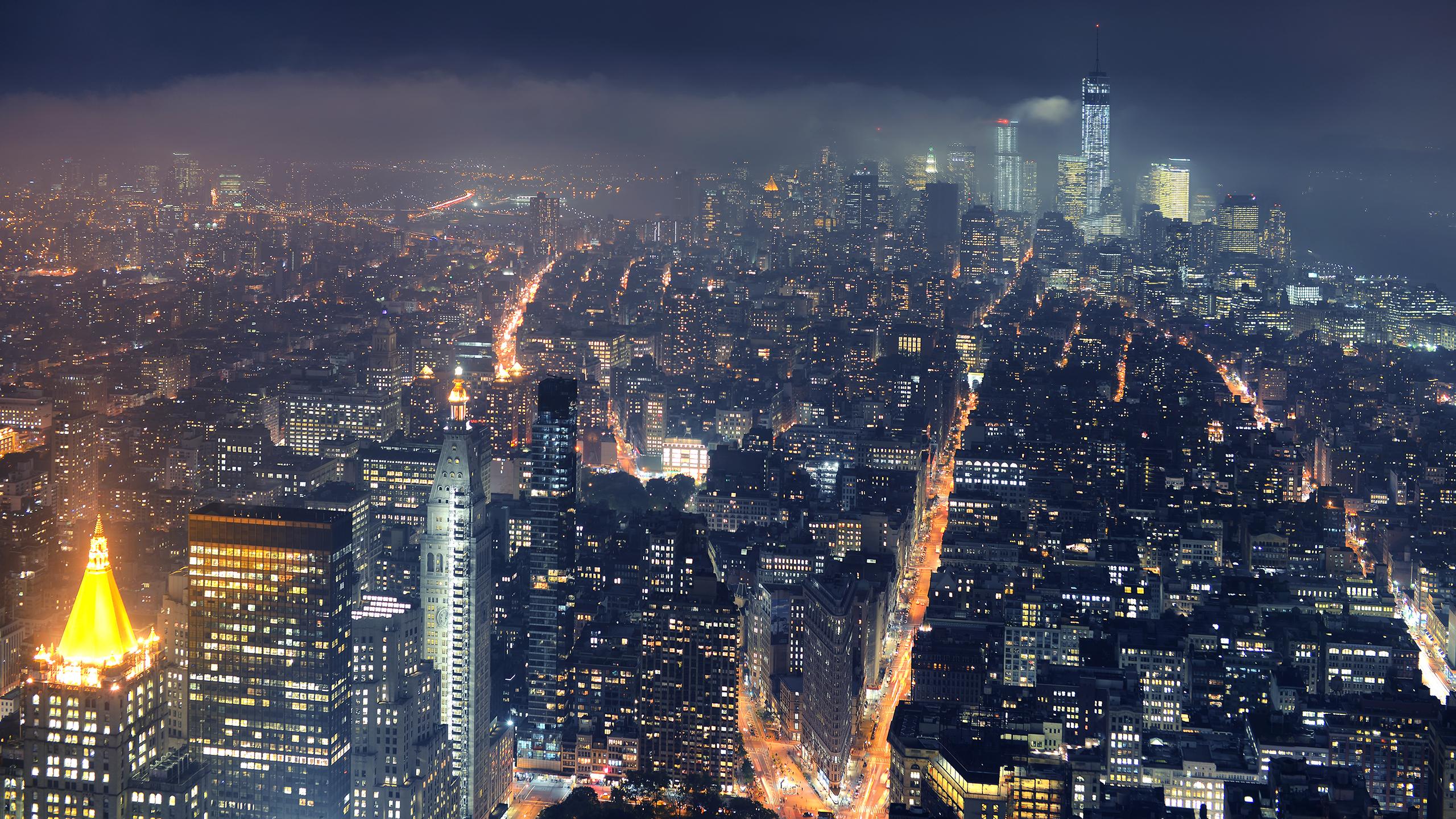 Pics Photos   New York City Wallpaper 2560x1440