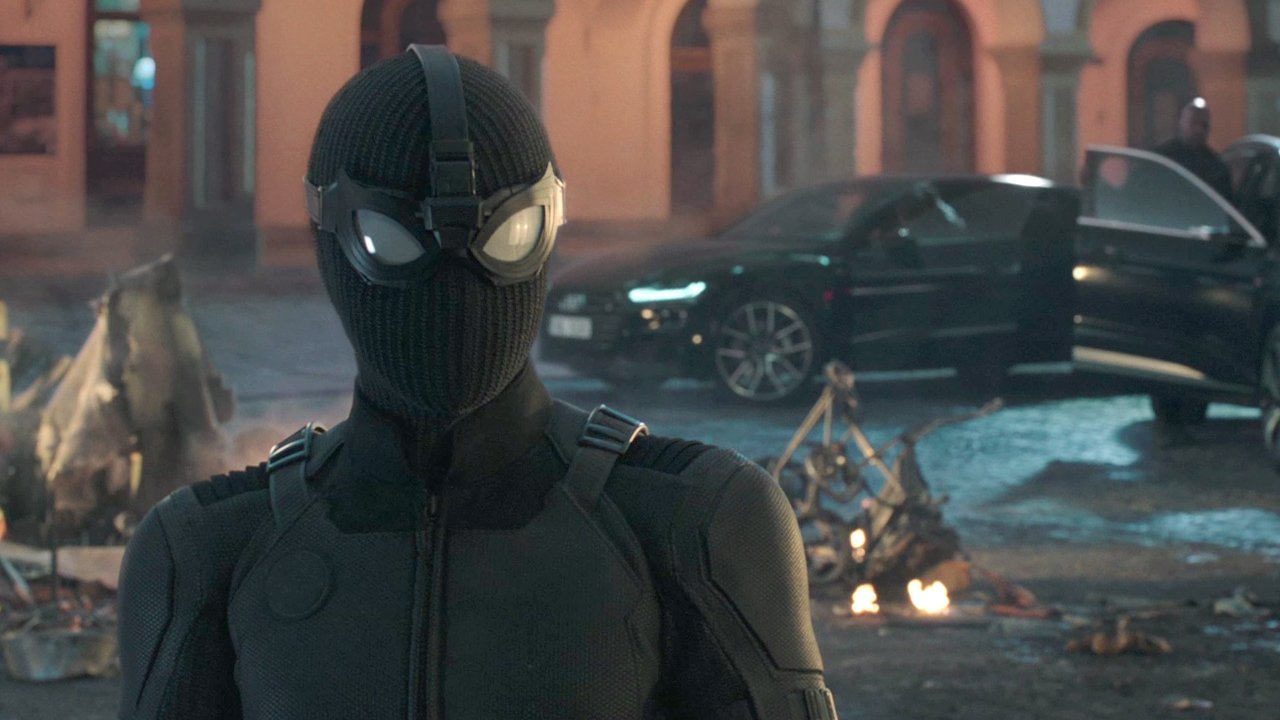 33 Spectacular Images From the Spider Man Far From Home Teaser 1280x720