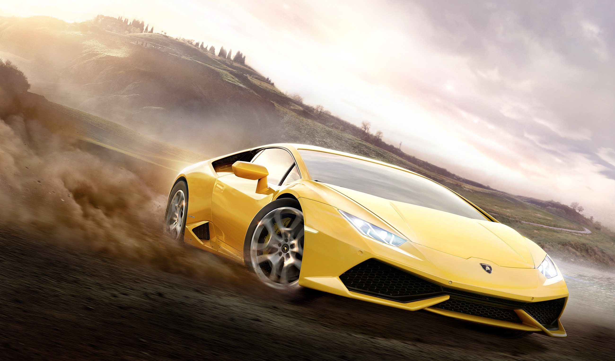 Forza Horizon 2 Wallpaper 2600x1528