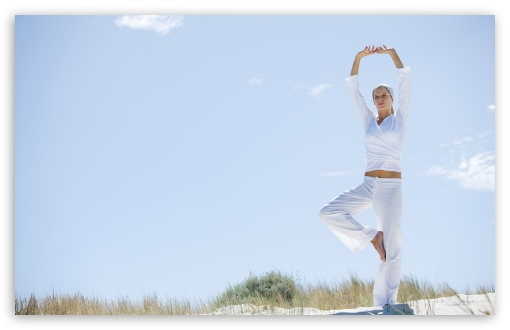 Yoga wallpaper 510x330