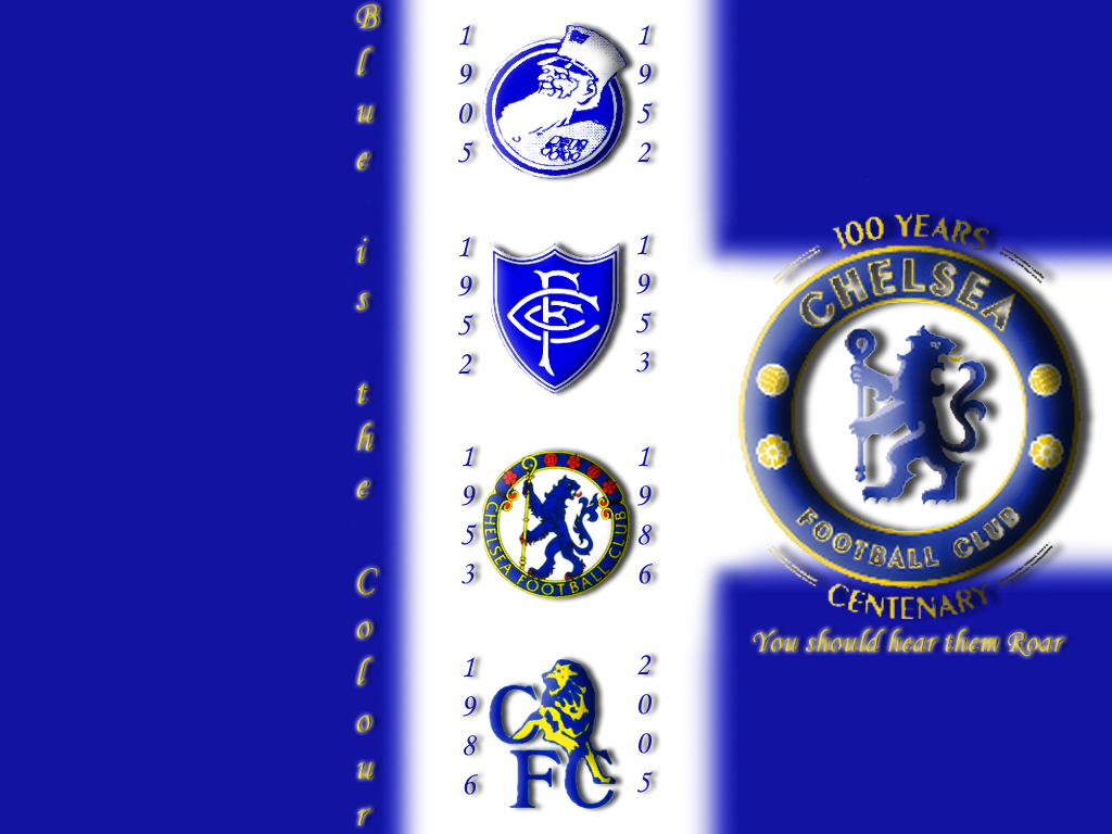 Chelsea FC Logo Hd Wallpapers 1024x768