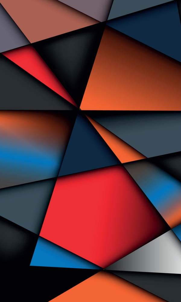 50+ Geometric Phone Wallpaper on WallpaperSafari