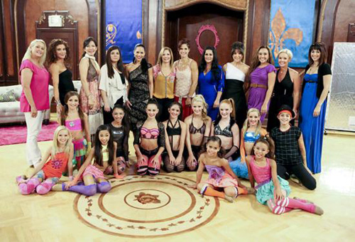 interview Abbys Ultimate Dance Competition Dance Moms and more 500x341