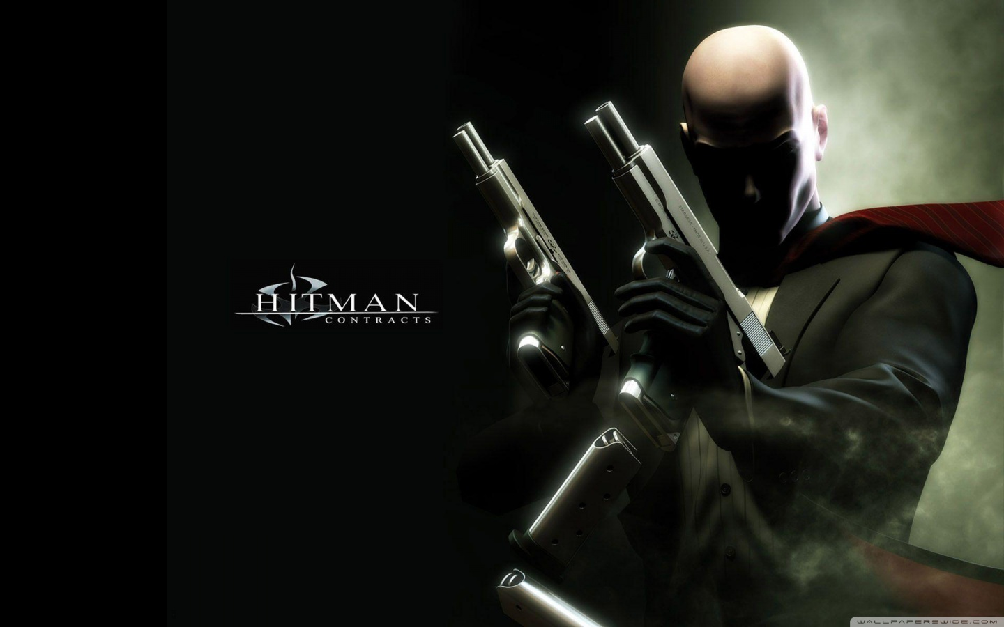 Deanne Morrison hitman wallpaper 1440x900