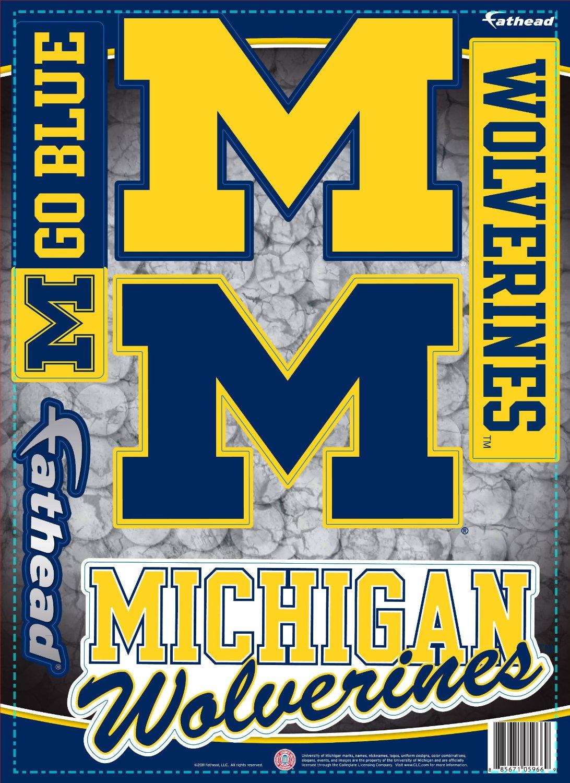 michigan wolverines logo wallpaper wallpapersafari