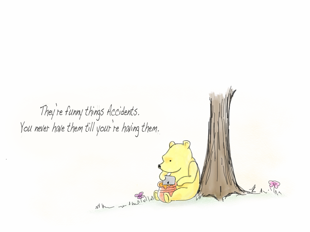 47 Classic Pooh Wallpaper On Wallpapersafari