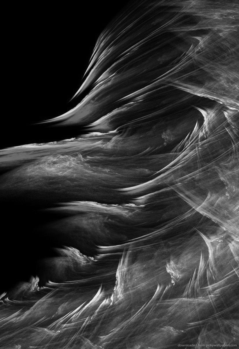 Download Windstorm Fractal HD screensaver for Amazon Kindle DX 824x1200