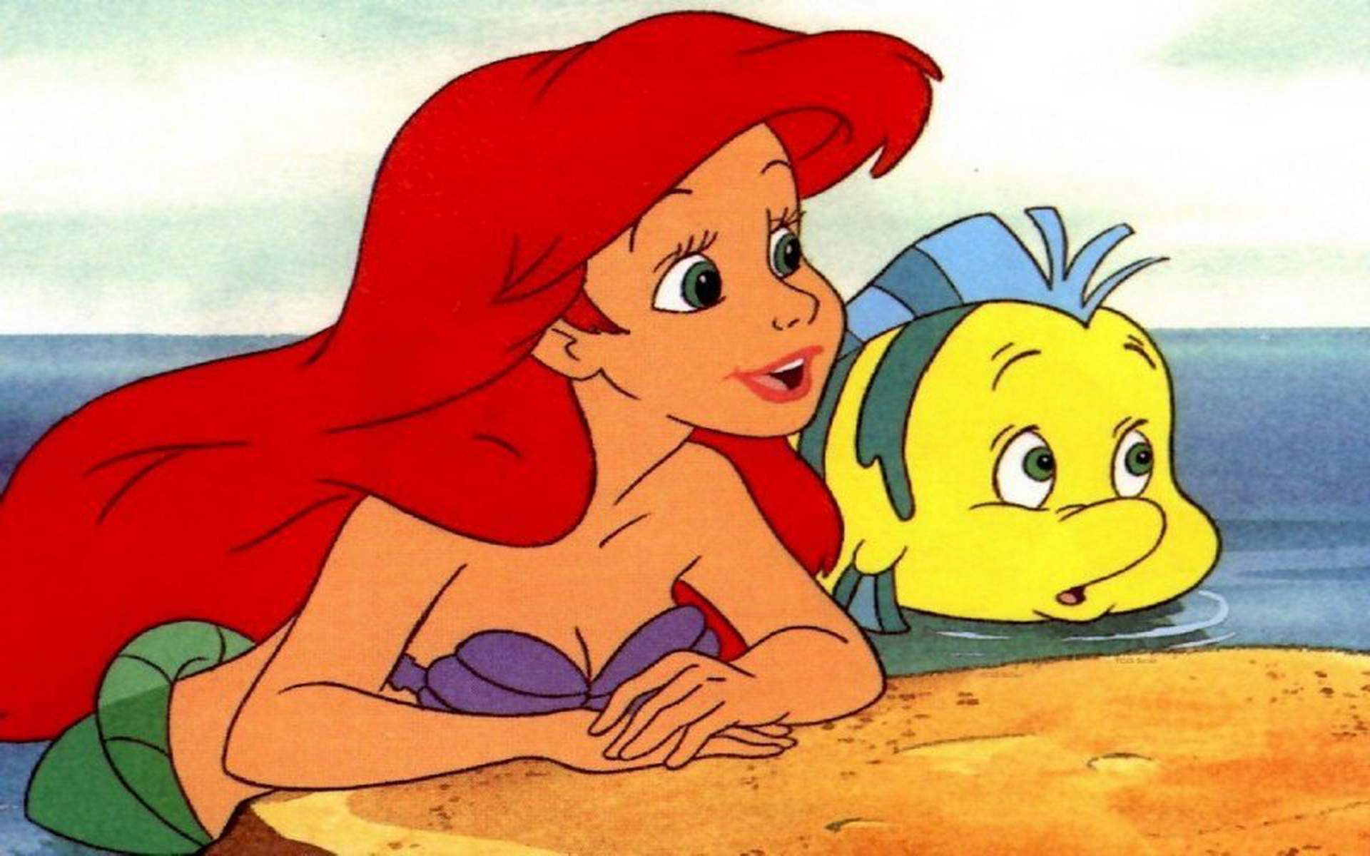 Apologise, Little mermaid princess fake nudes right!