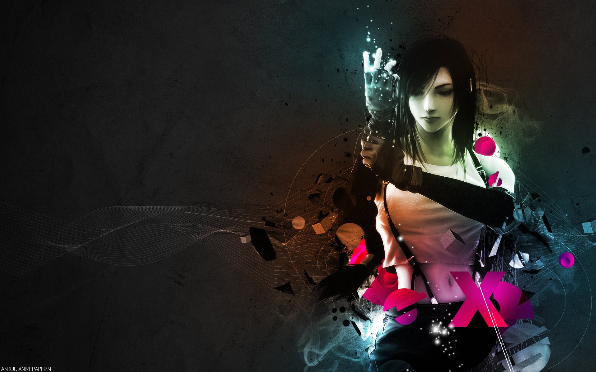 Final Fantasy VII Wallpaper 01 Imagez Only 1920x1200