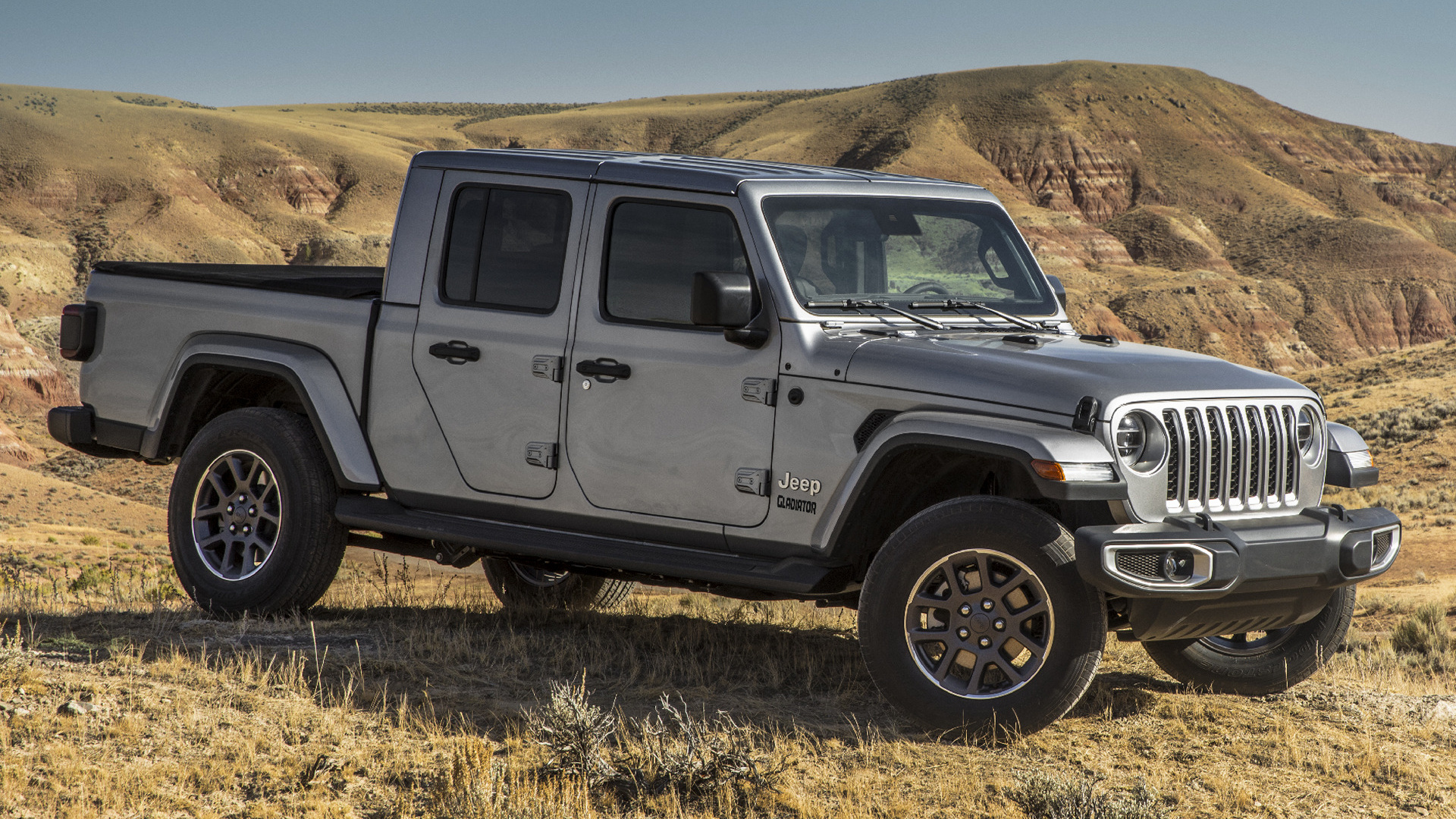2020 Jeep Gladiator Overland   Wallpapers and HD Images Car Pixel 1920x1080