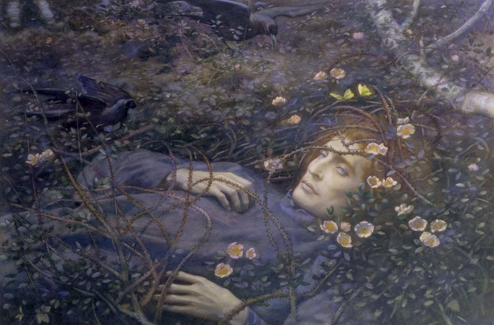 Free Download Pre Raphaelite Wallpaper 1600x1054 For Your