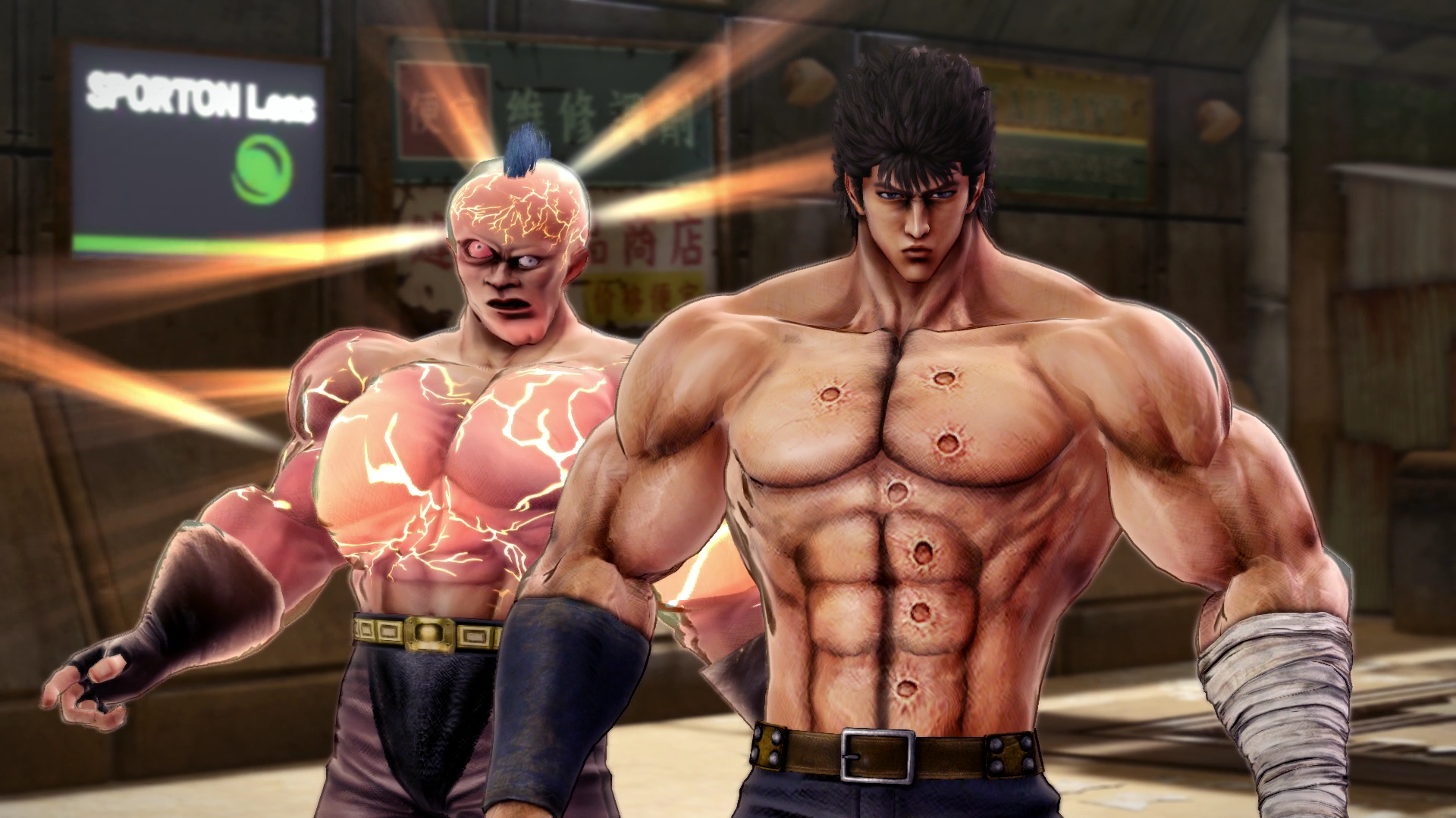 Fist of the North Star Lost Paradise Review Trusted Reviews 1920x1080