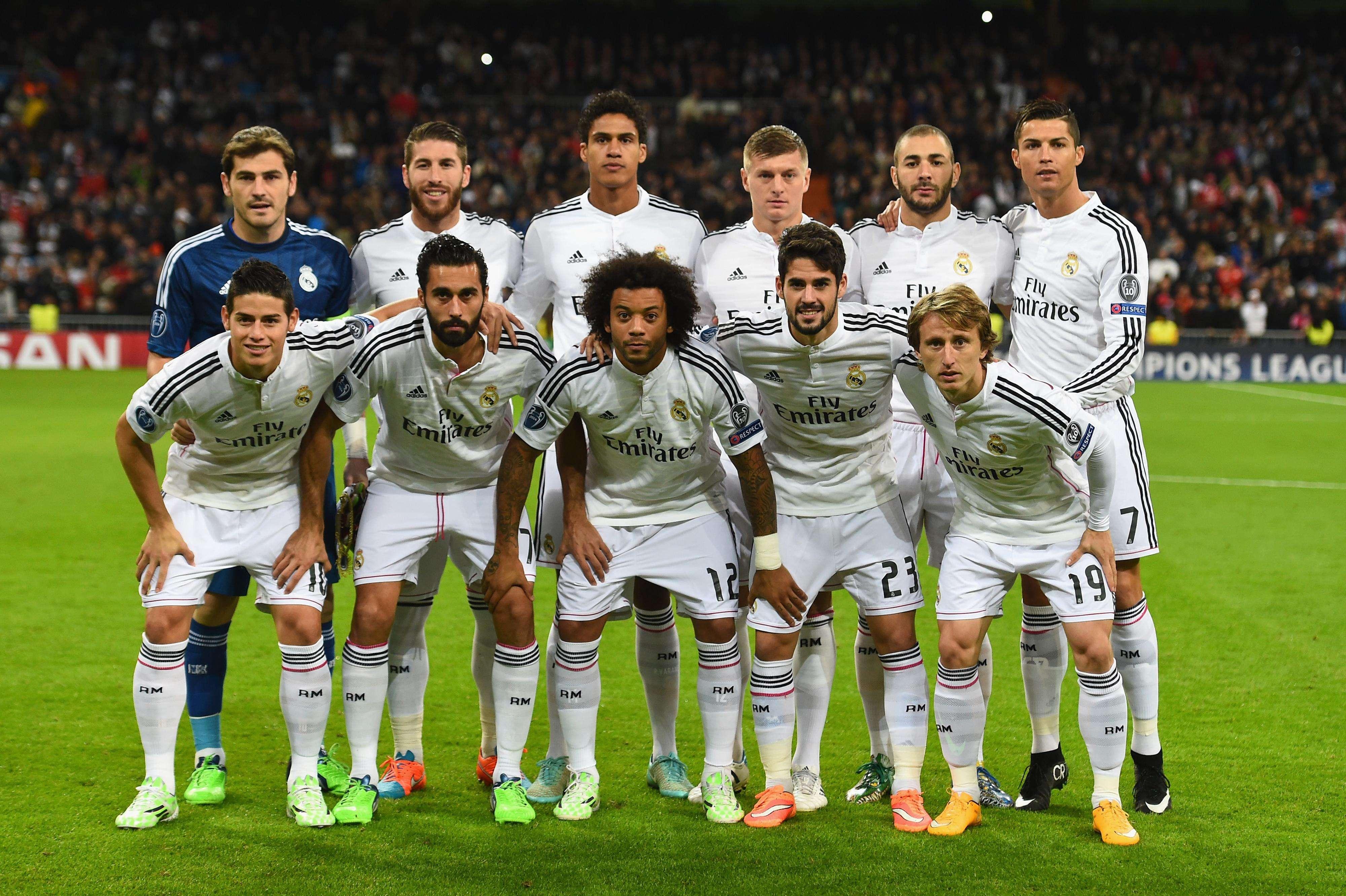 Real Madrid Vie au lyce 4000x2662