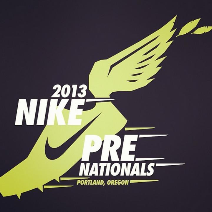 Nike Track Logo Nike pre nationals logo 720x722