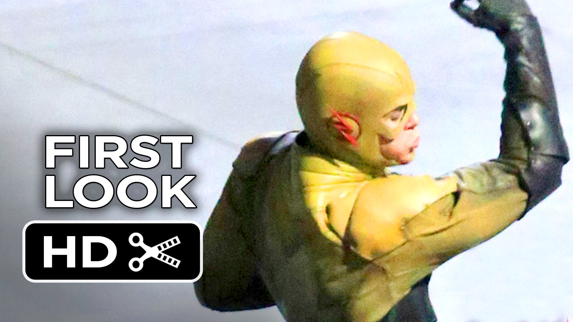 The Flash TV Show   Reverse Flash First Look   2014 HD 1920x1080