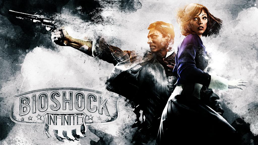 Bioshock Infinite Hd Wallpaper 1080p Bioshock infinite wallpaper by 1024x576