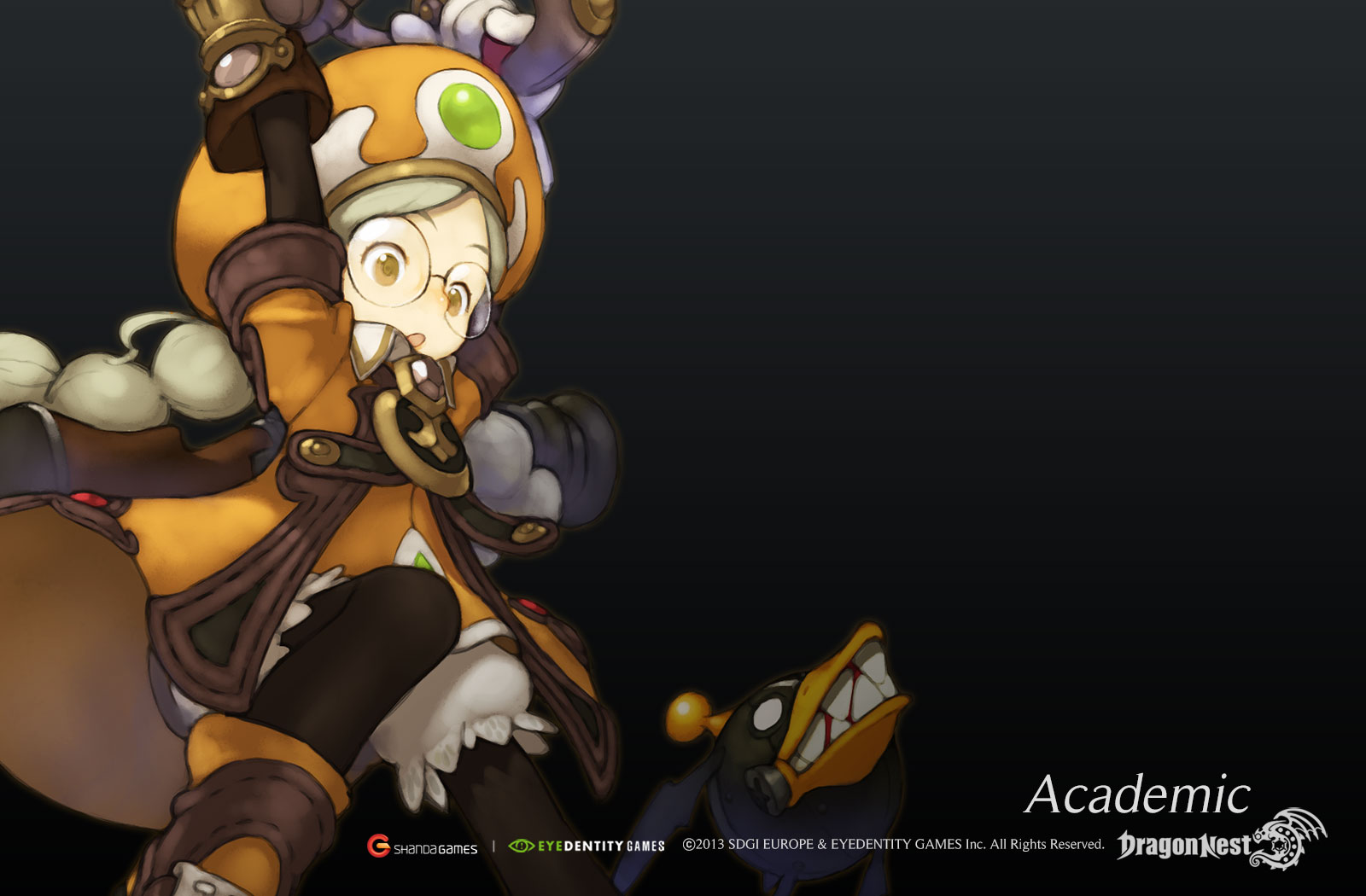 Download Dragon Nest Europe to Play Online Action RPG [1600x1050
