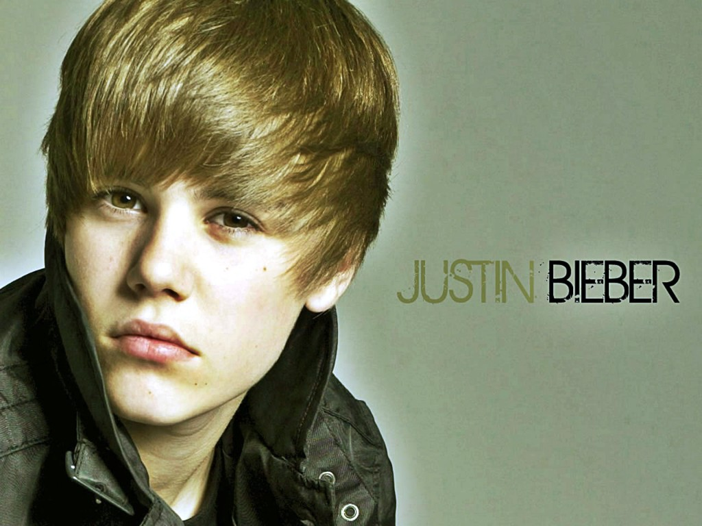 Justin Bieber wallpaper 1024x768