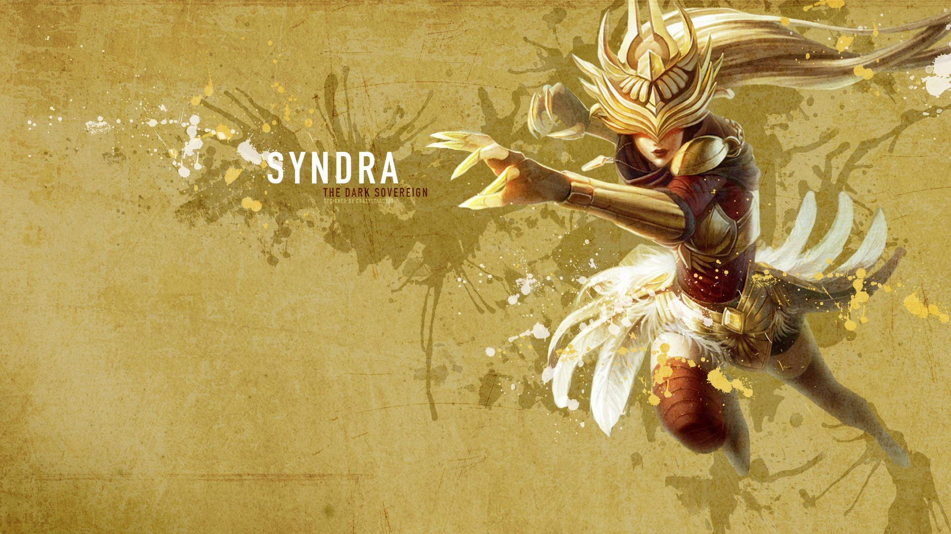 Syndra Wallpaper 1920x1080 - WallpaperSafari