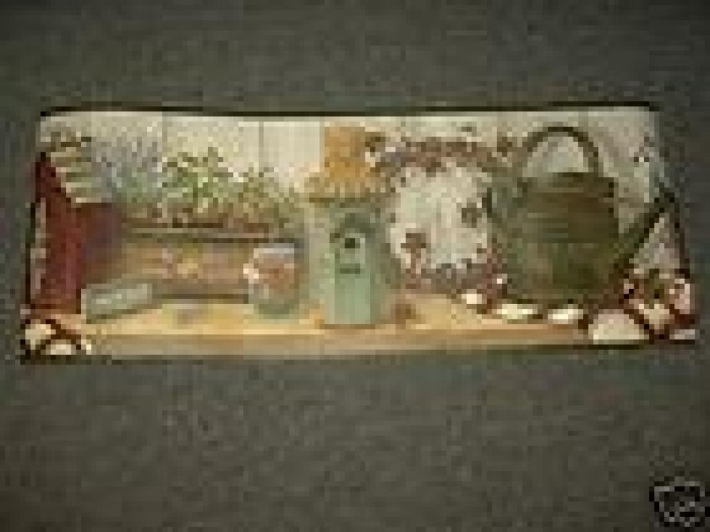 Beautiful Kitchen Wallpaper Borders Wallpapersafari