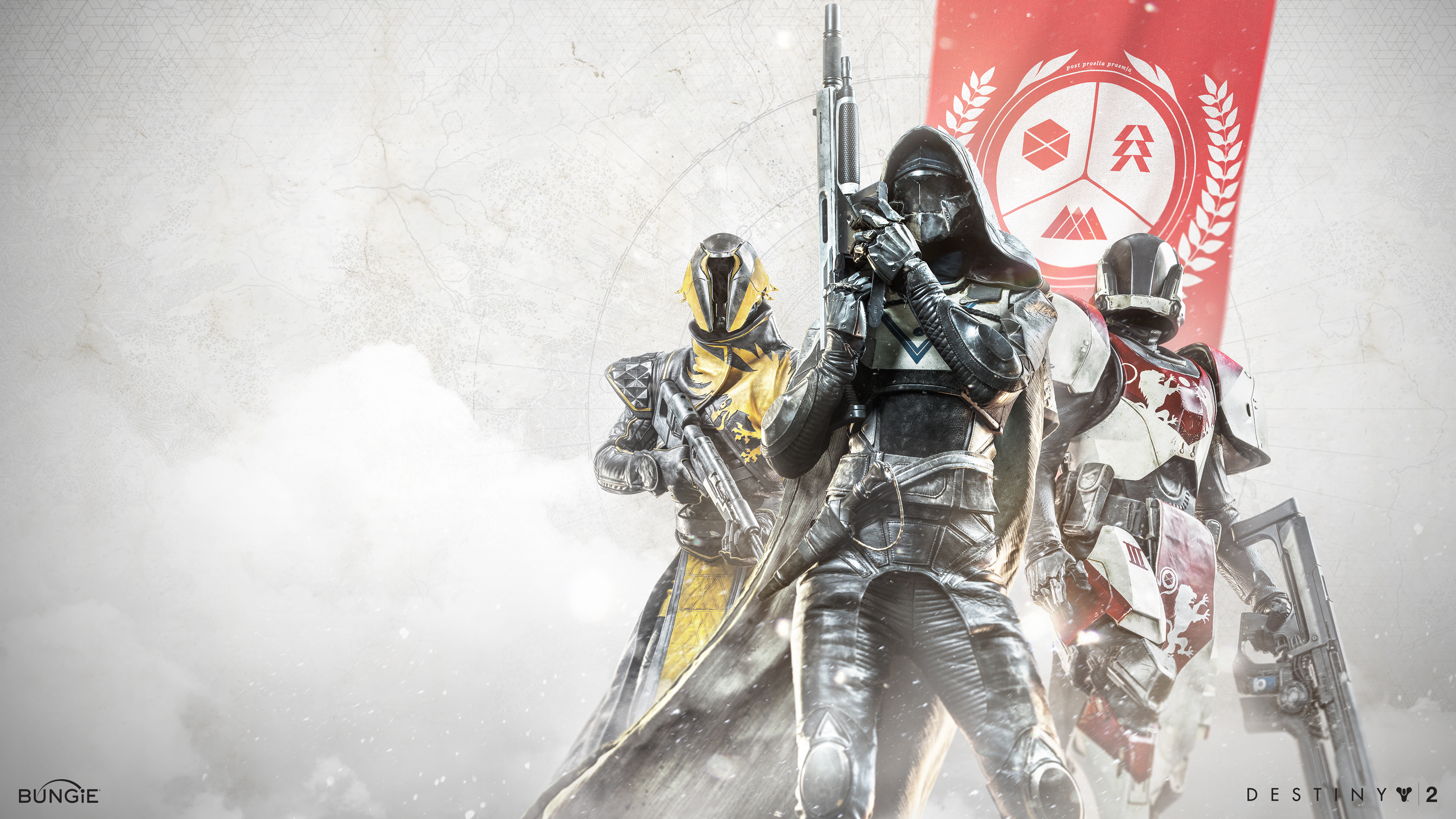 40 Destiny 2 HD 4k Wallpapers with Hunters Titans More from 3840x2160