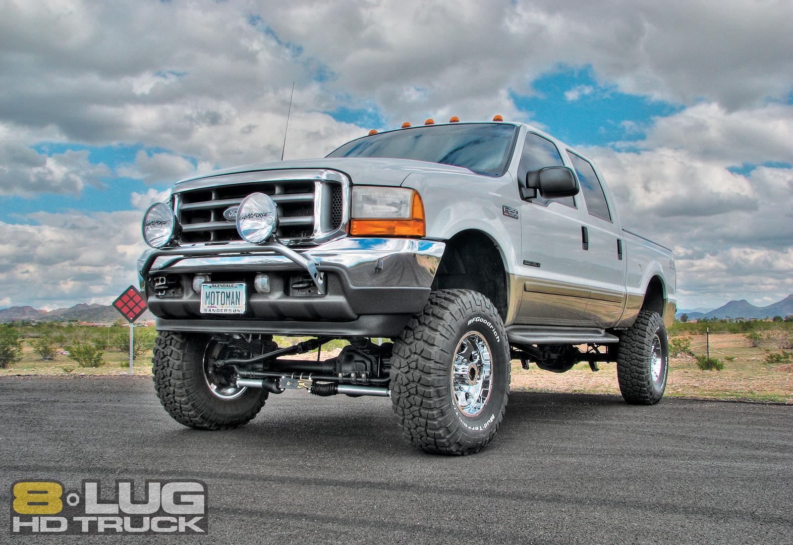 Diesel Bombers Trucks Ford F250 1600x1100