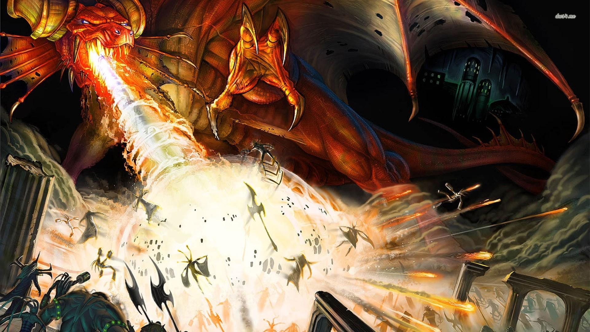 Dungeons Dragons Papis de Parede Plano de Fundo rea de Trabalho 1920x1080