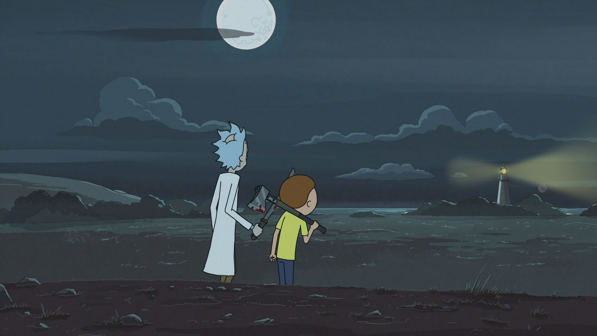 Rick And Morty Wallpapers High Quality Download 1920x1080