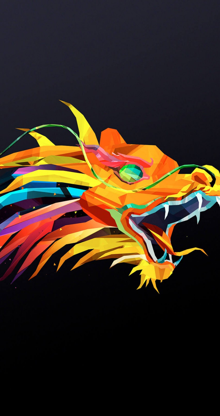 Free Download Download The Dragon Hd Wallpaper For Iphone 6