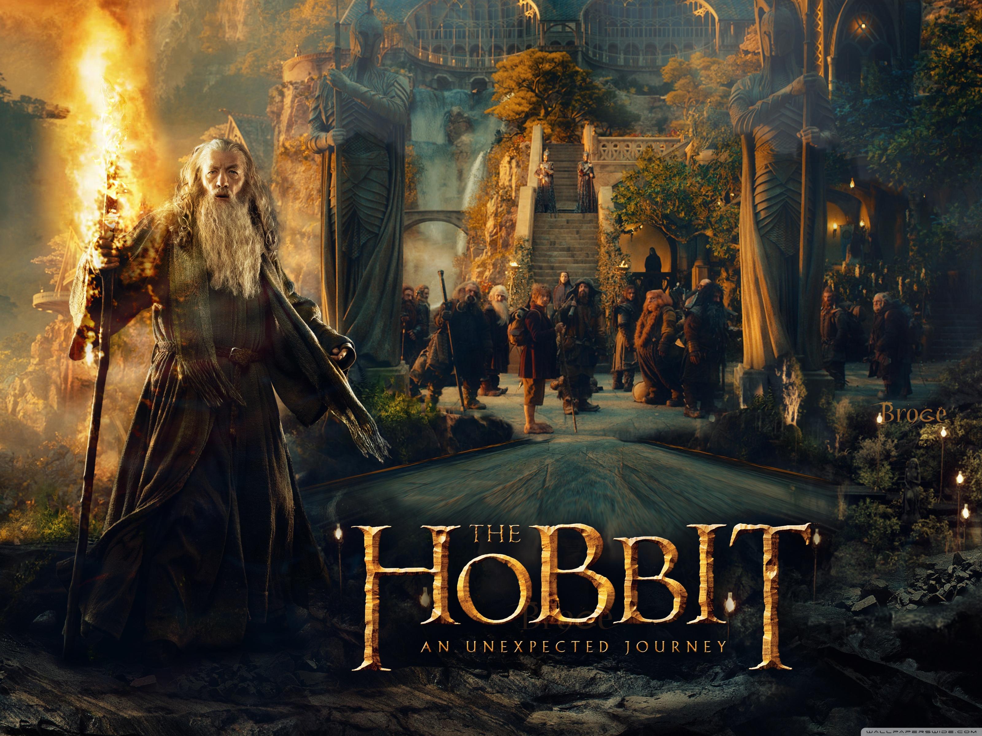 The Hobbit An Unexpected Journey Wallpaper 3   3200 X 2400 3200x2400