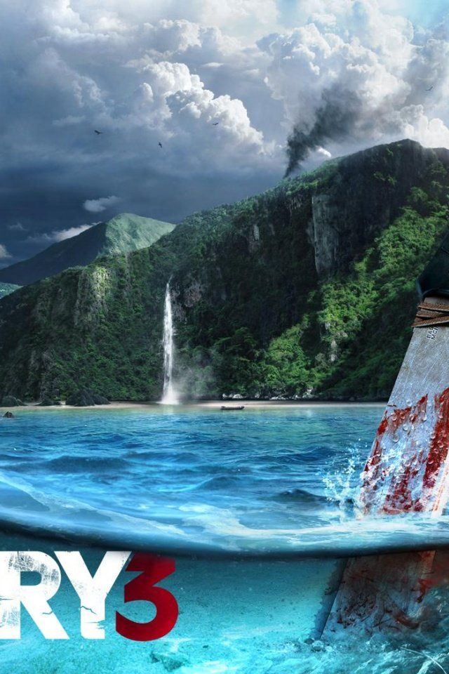 640x960 Far Cry 3 Iphone 4 wallpaper 640x960