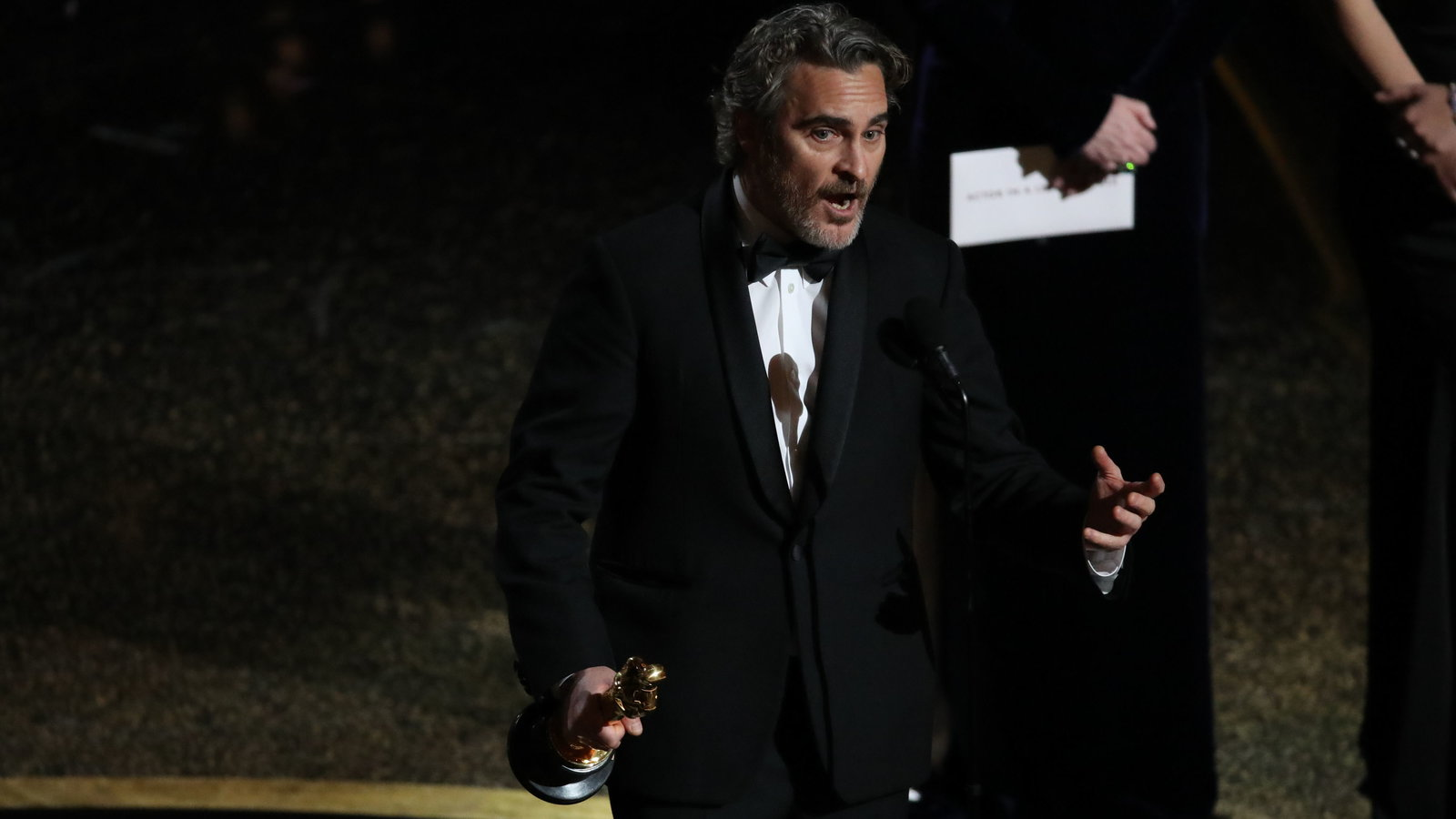 Joaquin Phoenix Pleads for Animal Rights in Academy Awards Speech 1600x900