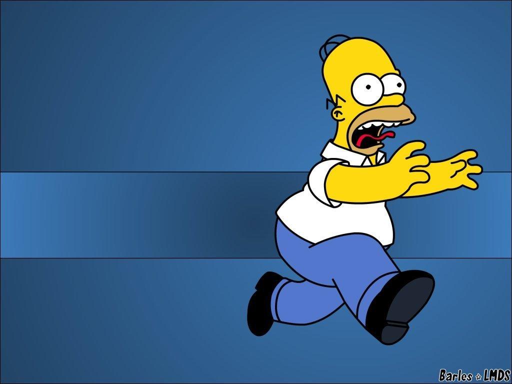 Homer Simpson   Homer Simpson Wallpaper 3065109 1024x768