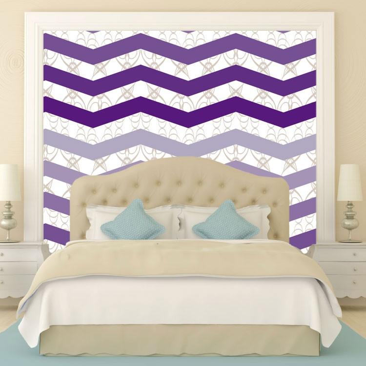 Purple Removable Wallpaper removable wallpaper adhesive wallpaper 750x750