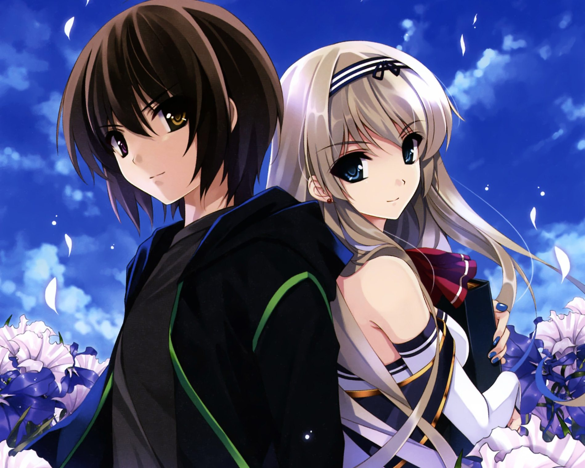 Free Download Anime Love Wallpaper Hd For Desktop Mobile Anime Hd Wallpapers For 1899x1519 For Your Desktop Mobile Tablet Explore 47 Anime Couple Wallpaper Hd Website Manga Wallpaper Cool