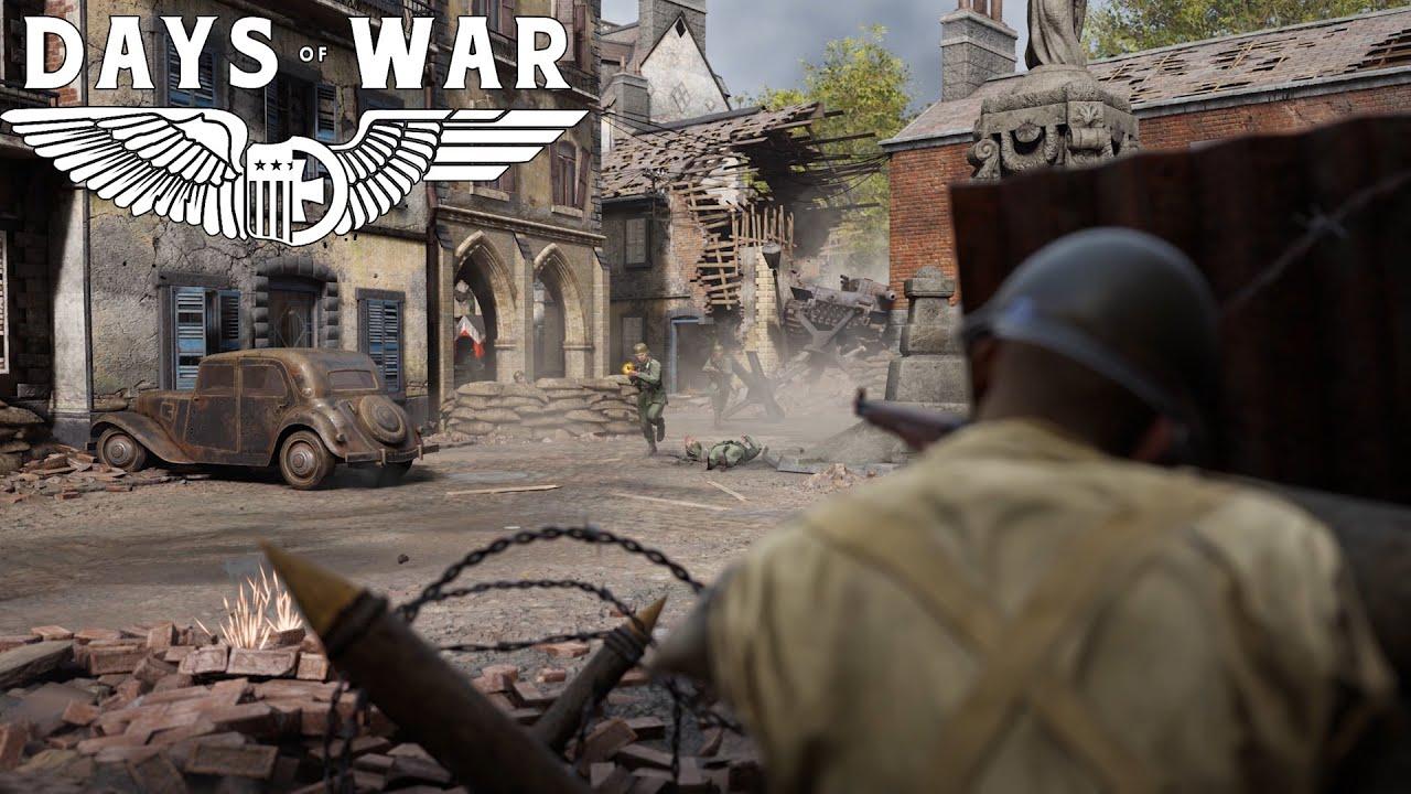 Days of War Official Wiki 1280x720