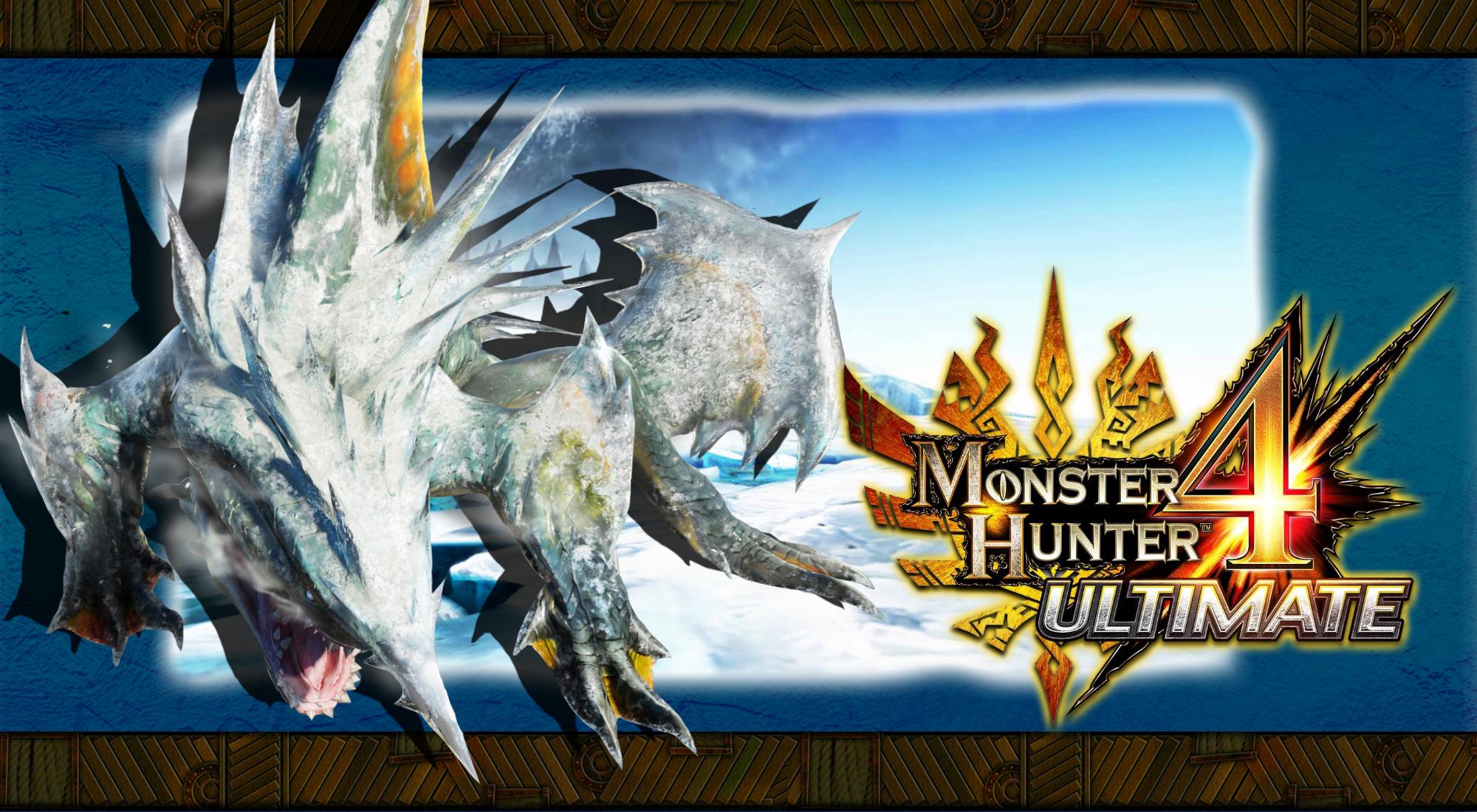 Monster Hunter 4 Ultimate   Zamtrios Wallpaper by DaKidGaming on 2000x1100
