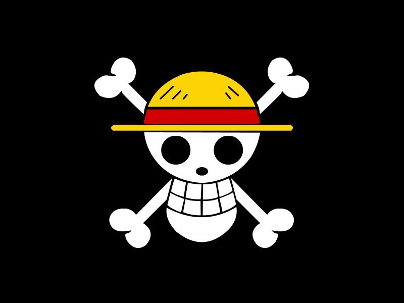 One Piece anime one piece anime pirates logos 1600x1200 wallpaper 800x600